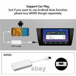CAM+For BMW E90-E93 9 Android 10 Car Stereo GPS Navigator DSP Bluetooth CarPlay