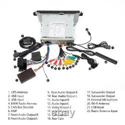 CAM+OBD+DVR+Eonon For BMW E46 Android 10 7 Car Stereo GPS Navigation DVD Radio