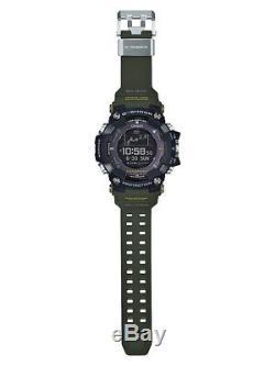 CASIO G-Shock Rangeman GPRB1000-1B Solar GPS Bluetooth Navigation #