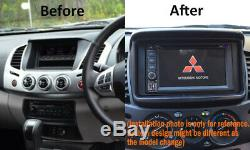 C-t Gps DVD Sat Nav Ipod Bluetooth Navigation Stereo Radio For Mitsubishi Triton