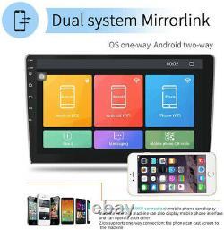 Car 10.1'' Android Multimedia DVD Player GPS Navigation Autoradio Wifi Bluetooth