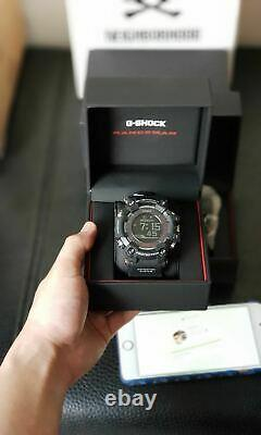 Casio G-Shock GPRB1000-1 Rangeman Watch Solar GPS Navigation New In Box