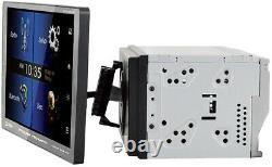 Corvette Hummer H3 10.6 Navigation Bluetooth Usb Cd/dvd Car Radio Stereo Pkg