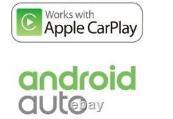 Corvette Hummer H3 Gps Nav Carplay Android Auto Bluetooth Usb Car Radio Stereo