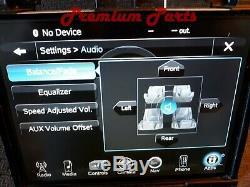 Dodge Chrysler RA4 VP4 8.4 Inch Uconnect Radio Navigation Touchscreen Code 9176