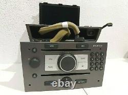 Dvd90 Navi Vectra C Signum Gps Navigation System Set Radio Sat Nav Aux Bluetooth