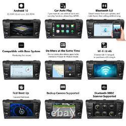 Eonon 7 Android Car Stereo Radio GPS Navigation Bluetooth For Mazda 3 2004-2009