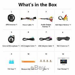 Eonon 7 Double 2Din Android 9.0 Car Radio Audio Stereo GPS Navigation Bluetooth