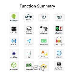 Eonon 9 Android 10 Car GPS Navigation Bluetooth Radio Stereo for BMW E90-E93 M3