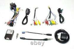 Fiat 500 7 Touchscreen Android 10 Autoradio Bluetooth USB GPS Navigation -Black