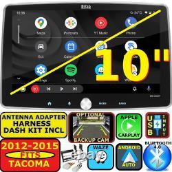 For 12-15 Toyota Tacoma Nav Bluetooth Apple Carplay Android Usb Auto Car Radio