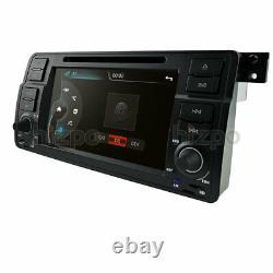 For BMW E46 320/325/328 7Car Radio GPS DVD Player GPS Navigation Stereo SWC