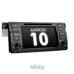 For BMW E46 320/325/328 GA9450 7 Android 10 Car Radio DVD GPS Navigation Stereo