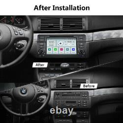 For BMW E46 M3 Car Stereo DVD GPS Navigation Android 10 4Core Bluetooth OBDII W