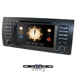 For BMW E53 X5 E39 Car Stereo DVD Player 7 Radio GPS Navigation Bluetooth 1080P