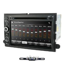 For Ford Expedition 2007-2014 In-Dash DVD GPS Navigation Radio Bluetooth Stereo