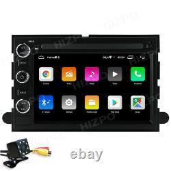 For Ford F150 Edge 72Din Car Stereo Radio noDVD Player Bluetooth GPS Navigation