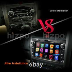 For HONDA CRV 2007 2011 GPS Navigation 8Car Stereo DVD Player Radio + IR CAMERA