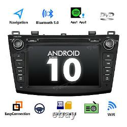 For Mazda 3 8 Car Stereo Radio DVD Player GPS Navigation Android 10 Head Unit
