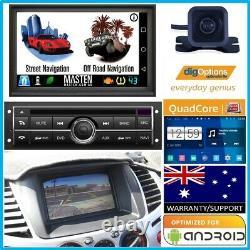 For Mitsubishi Triton MLMN 06 Navigation Bluetooth Android Stereo DVD GPS Cam