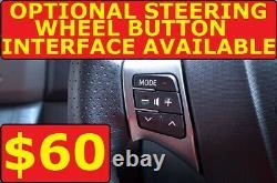For Toyota & Scion Gps Navigation System DVD CD Bluetooth Usb Aux Radio Stereo