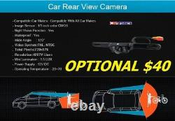 Ford Mercury 10.6 Screen Navigation Cd/dvd Usb Bluetooth Car Radio Stereo Pkg