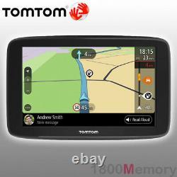 GENUINE TomTom GO Basic 6 Screen In Car GPS Navigation AU NZ SE Asia Traffic