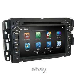 GMC In-Dash GPS Navigation Bluetooth Touch Screen Radio USB SD DVD CD Stereo