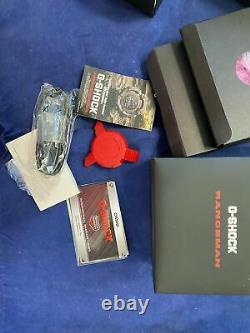GPR-B1000 Casio G-Shock Rangeman Solar GPS Navigation Bluetooth Men's Watch