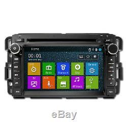 GPS DVD Navigation Bluetooth Touchscreen Radio for 2007 2013 GMC Trucks/SUVs