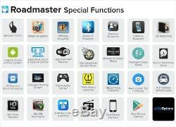 GPS DVD Stereo Head Unit HD Bluetooth Car Navigation For Toyota Prado 150 GXL