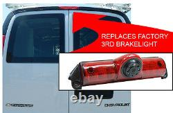 GPS Navigation/Bluetooth Radio+Backup Camera+04-07 Chevy Express Van Dash Kit