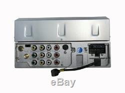 GPS Navigation/Bluetooth Radio+Backup Camera+04-16 F-Series Truck Radio Dash Kit