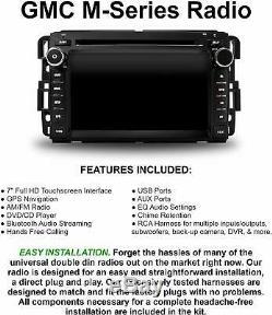 GPS Navigation Stereo Bluetooth DVD/CD Radio for Chevrolet Suburban 2007-2012