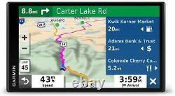 Garmin Drivesmart 55 Traffic 5.5 Gps Navigator + Wifi, Bluetooth