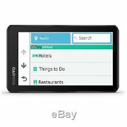 Garmin zumo XT 5.5 Bluetooth Hands-Free Motorcycle Navigator GPS 010-02296-00