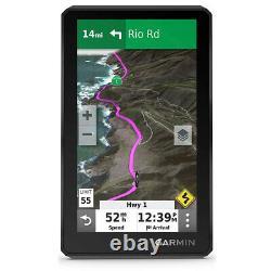 Garmin zumo XT 5.5 Bluetooth Hands-Free Motorcycle Navigator GPS with Power Bank