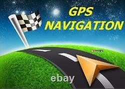 Gmc Sierra Savana Gps Navigation Bluetooth Cd/dvd Usb Aux Car Radio Stereo