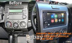 Gps DVD Sat Nav Usb Bluetooth Navigation Usb Sd For Ford Ranger 2006-2011