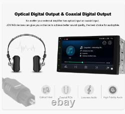 JOYING 7 Inch 2 DIN Android 10 Car Navigation Stereo Android Auto Car Play GPS