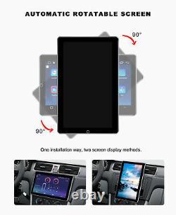 JOYING Tesla Style Screen 10.1 Double Din Android 10 GPS Navigation 4+64GB DSP