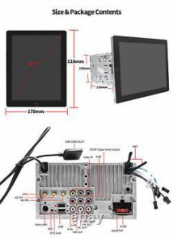 Joying Auto-rotating Screen 2Din Radio 9.7 4GB+64GB Android 8.1 GPS Navigation