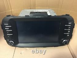 Kia Navigation Radio soul LAN6320-ekps NAVI GPS 96550-B2050CA Bluetooth