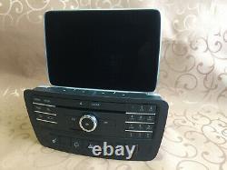 MERCEDES BENZ A B GLA CLA NTG5.1 SAT NAV GPS Headunit Display Navigation