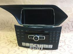 MERCEDES BENZ E CLASS W212 COMAND GPS NTG 4.7 Headunit Display Navigation GPS