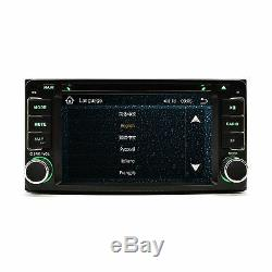 NAVIGATION GPS DVD BLUETOOTH RADIO SYSTEM for 2002 TOYOTA HIGHLANDER
