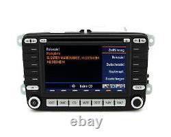 Navigation MFD MFD2, VW, Navi, Code, 1K0035198C #Passat 3C, Golf 5, Tiguan 5N