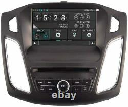 Navigation für Ford Focus III 3 MK3 Autoradio UI DSP BT GPS WIFI DAB+ WINC DVD