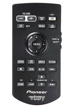 Pioneer AVIC-W8500NEX(RB) 7 Double Din CD/DVD Player, GPS, Bluetooth WiFi