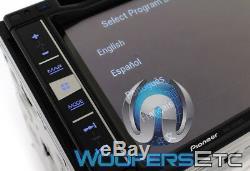 Pioneer Avic-5201nex CD DVD Usb Eq Bluetooth Gps Apple Car Play Navigation New